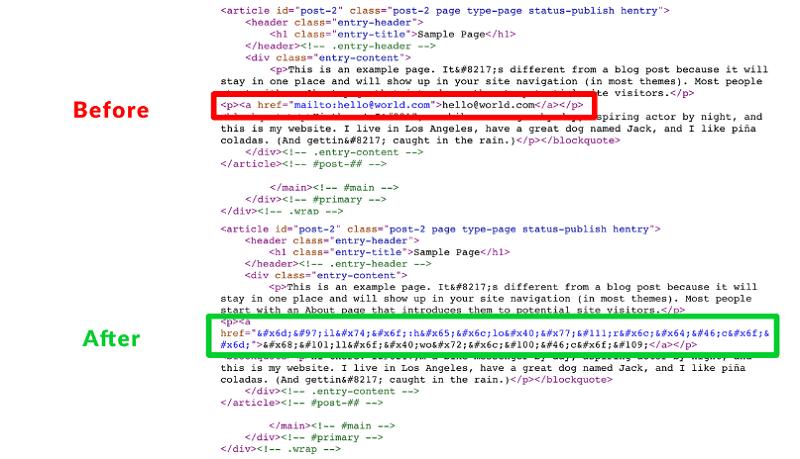 email-address-encoder-plugin