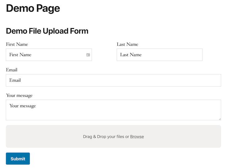 published-file-upload-form