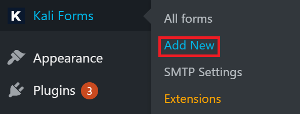 add a Popup Form in WordPress